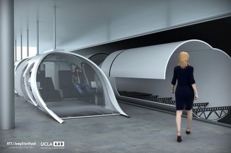 Elon Musk's speed-of-sound Hyperloop is actually being built | ExtremeTech | Better Mobility, Living, Logistics, Infrastructure | Scoop.it