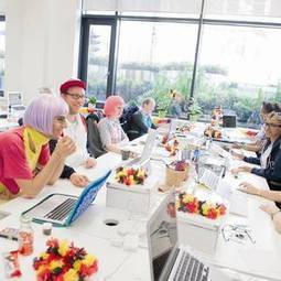 Airbnb gives the inside track on its hip new HQ - Irish Independent | testing magazine | Scoop.it