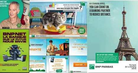 La nouvelle campagne de BNP Paribasmise sur le haut de gamme et l'international | BNP Paribas | Scoop.it