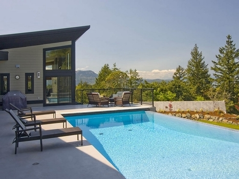 Dramatic Custom Home | 1185 Benvenuto, Central Saanich, BC | Luxury Real Estate Canada | Scoop.it