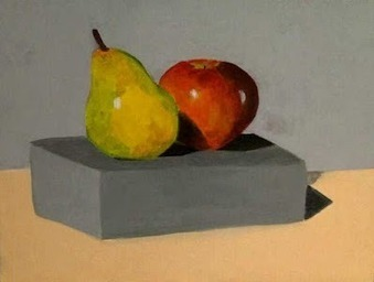 A small study done in class... for #StillLifeArtMonday… | Fine Art at Google+ | Scoop.it