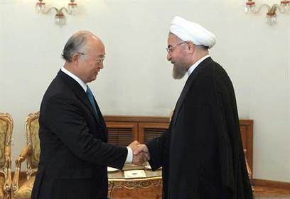 Iran tells UN nuclear chief no talks on missiles   Bahrain and the al Khalifa regimes War on Humanity   Scoop.it