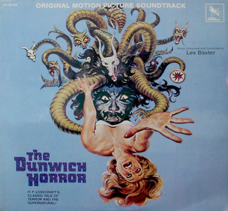 The Dunwich Horror – Les Baxter | Paracinema | Lovecraft and Cthulhu | Scoop.it
