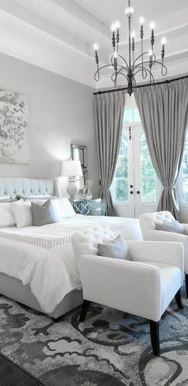 22 Beautiful Bedroom Color Schemes | Decor and Style | Scoop.it