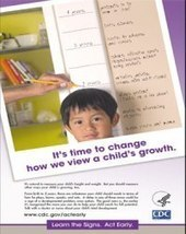 CDC - About Learn the Signs. Act Early - NCBDDD | Studying Teaching and Learning | Scoop.it