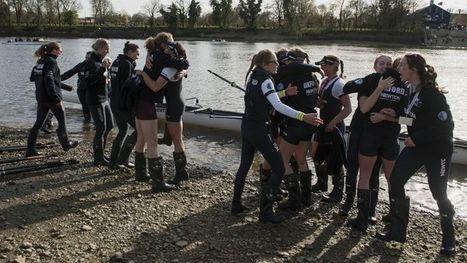 La course d'aviron Oxford/Cambridge désormais ouverte aux femmes | A Voice of Our Own | Scoop.it