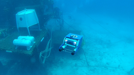OpenROV: A Personal Submarine For Your Underwater Missions   ScubaObsessed   Scoop.it