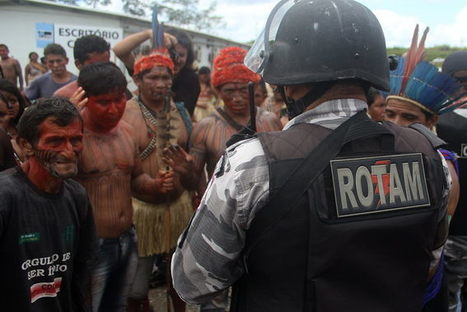 Occupy Amazonia? Indigenous activists are taking direct action – and it's working - The Conversation UK   Rainforest EXPLORER:  News & Notes   Scoop.it