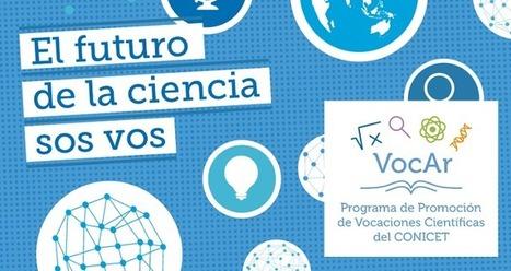 Promover la vocación científica en los jóvenes | Creatividad en la Escuela | Scoop.it