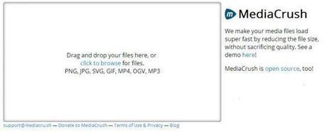 MediaCrush, almacenamiento y conversión automática de contenido multimedia | Desarrollo de Apps, Softwares & Gadgets: | Scoop.it