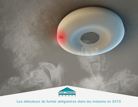 Les détecteurs de fumée obligatoires dans les maisons en 2015   Les actualités du Groupe Diogo Fernandes   Scoop.it