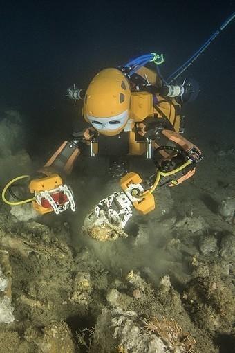 Ocean One, l'archéologue humanoïde | Ville de Marseille | Post-Sapiens, les êtres technologiques | Scoop.it