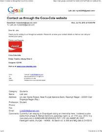 Found DEAD RAT in Coke | coca with rats | Scoop.it