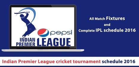 IPL 9 2016 KXIP vs RPS Match 10   Latest Stuff of News,movies,mobile,tv,education,fashion and much more   Scoop.it