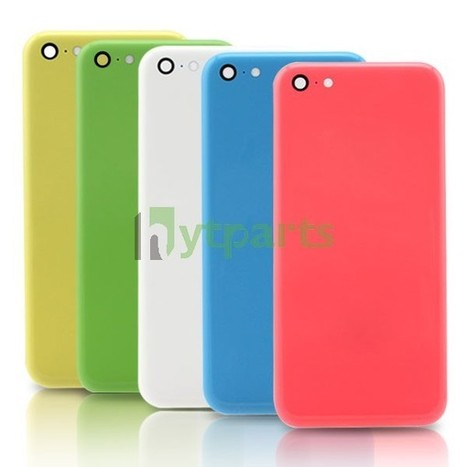 Replacement Plastic Back Housing Battery Cover for iPhone 5C | SEO & SEM | Scoop.it