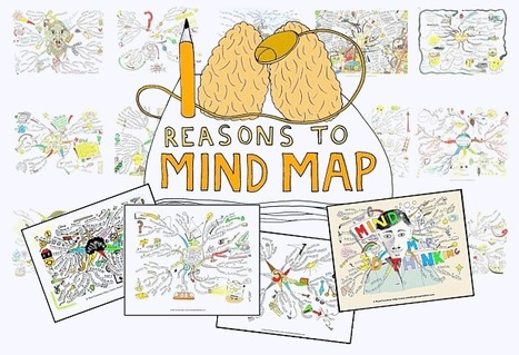 100 Reasons to Mind Map | Mind Map Inspiration | Teaching Children With A Chronic Illness | Scoop.it