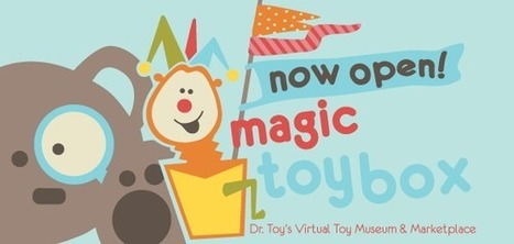 Dr. Toy - The Name You Trust - Online Since 1995 | Play and Toys | Scoop.it