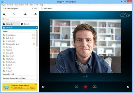 Skype est intégré à Outlook en France (et dans cinq autres pays) | Au fil du Web | Scoop.it