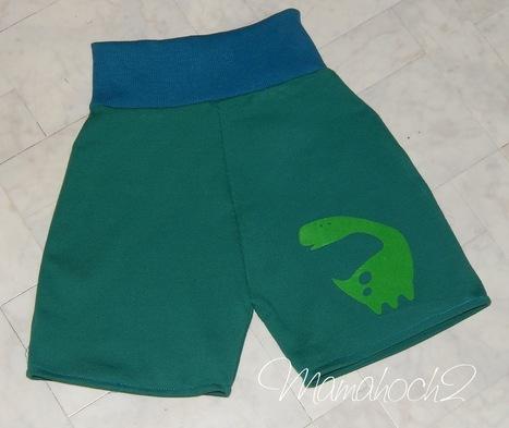 Mamahoch2: Kurze Hose mit eigenem Schnittmuster nähen   Nähen   Scoop.it