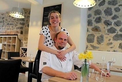 Disciple de Bras, Henri-Luc Dauvergne se lance à Laguiole | L'info tourisme en Aveyron | Scoop.it