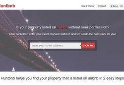 Huntbnb chasse les sous-locations illégales | L'actu de l'etourisme ! | Scoop.it