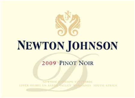 Domaine Newton Johnson Pinot Noir 2009 (Walker Bay, South Africa) | Bibendum Times | Wine business | Scoop.it