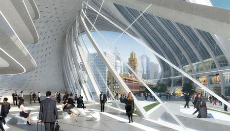 flinders street station shortlist reveals rejuvenating proposals | Translucent Worlds | Scoop.it