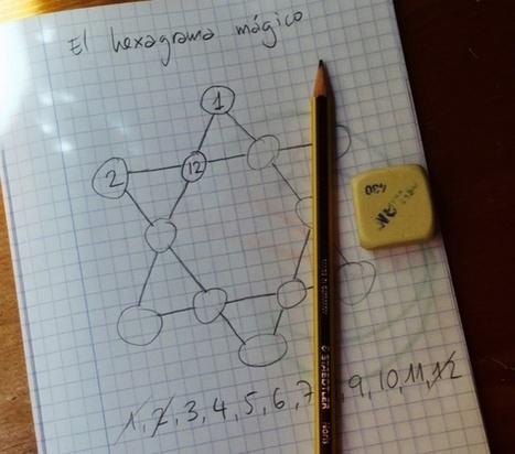 Más allá del sudoku: 6 solitarios matemáticos que te puedes montar con lápiz y papel | I didn't know it was impossible.. and I did it :-) - No sabia que era imposible.. y lo hice :-) | Scoop.it