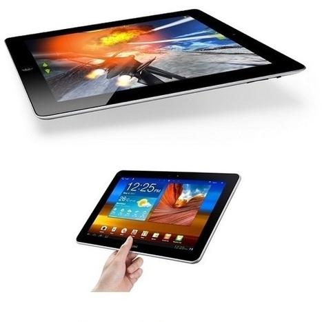 10 Tablet Tricks To Try - InformationWeek | pdxtech-info | Scoop.it