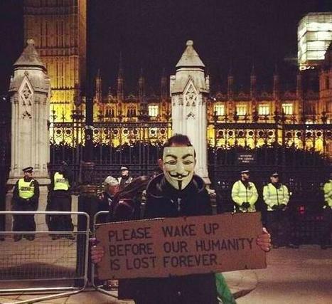 Twitter / Shellspeare : #wakeup #MillionMaskMarch ... | Anonymous' MillionMaskMarch | Scoop.it