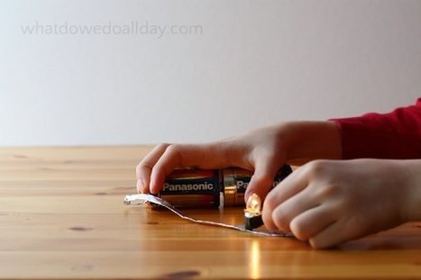 Super Duper Simple Circuit Science Project | Educação Tecnológica | Scoop.it