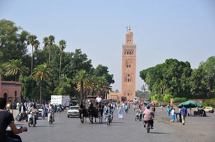 Is Marrakech, Morocco a Tourist Trap? | Arte Maroko | Scoop.it
