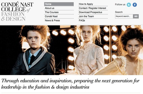 Condé Nast College - Cerrar el círculo. | Moda On Line & @WefashionClub | Scoop.it