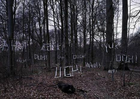 Olaf Breuning: Complaining Forest | Art Installations, Sculpture, Contemporary Art | Scoop.it