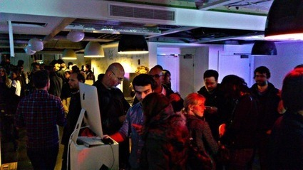 Party Organized by Simplib, Hosted at Deezer: Featuring Some Great Music Start Ups | MUSIC:ENTER | Scoop.it