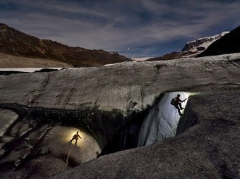 Glacier Picture -- Switzerland Photo -- National Geographic Photo of the Day | Photography | Scoop.it