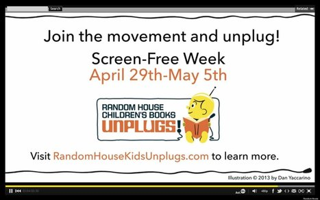 Get Your Kids Inspired To Unplug For One Full Week | Unplug | Scoop.it