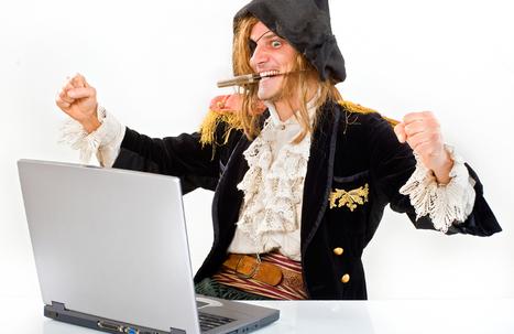 - 24 prosent av internettrafikken er ulovlig - Hardware.no | Sosial på norsk | Scoop.it