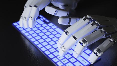 Leave robotic jobs to robots and improve humans' lives - FT.com | Peer2Politics | Scoop.it
