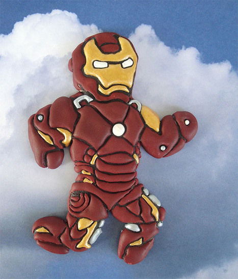 Avengers Cookies: Assemble (in My Tummy!) | All Geeks | Scoop.it