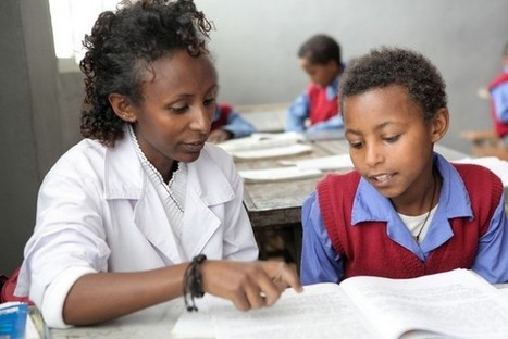 Five Models of Teacher-Centered Professional Development   Global Partnership for Education   Research Capacity-Building in Africa   Scoop.it