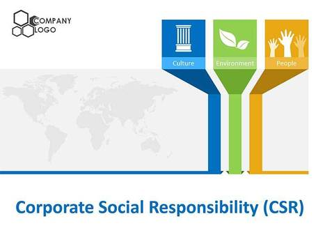 Corporate Social Responsibility (CSR) Template | PowerPoint Presentation Tools and Resources | Scoop.it