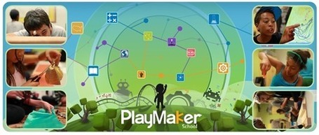 GameDesk » PlayMaker School | STEM Education models and innovations with Gaming | Scoop.it