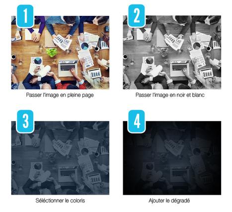 Etude de cas « Avant / Après » : Donnez un look professionnel à votre présentation PowerPoint (même si vous n'êtes pas graphiste), la méthode pas à pas | Entrepreneurs du Web | Scoop.it