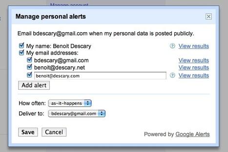 Google lance un outil de gestion d'identité Web | Descary.com | Outils et  innovations pour mieux trouver, gérer et diffuser l'information | Scoop.it