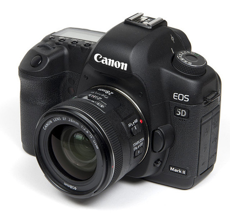 Canon EF 28mm f/2.8 USM IS - Full Format Review / Test | Technical & Social News | Scoop.it