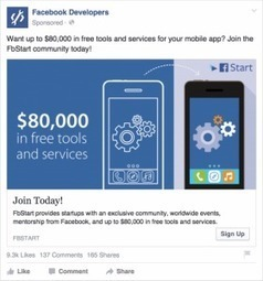Facebook Ad Examples - Thousands of Real Ads with 1 click | CustDev: Customer Development, Startups, Metrics, Business Models | Scoop.it