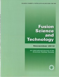 November edition of ANS's Fusion Science and Technology available | Etudes marketing et édition | Scoop.it