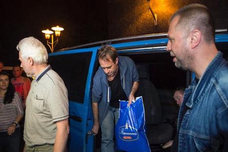 Ukraine Rebels Release OSCE Observers - Share on Meebal.com | Worldwide News | Scoop.it