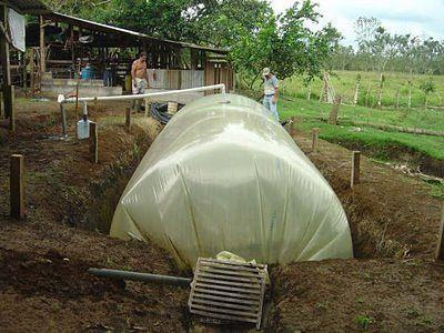 Video de como construir un biodigestor para una granja | Planeta Neutro | Medio ambiente y energia | Scoop.it